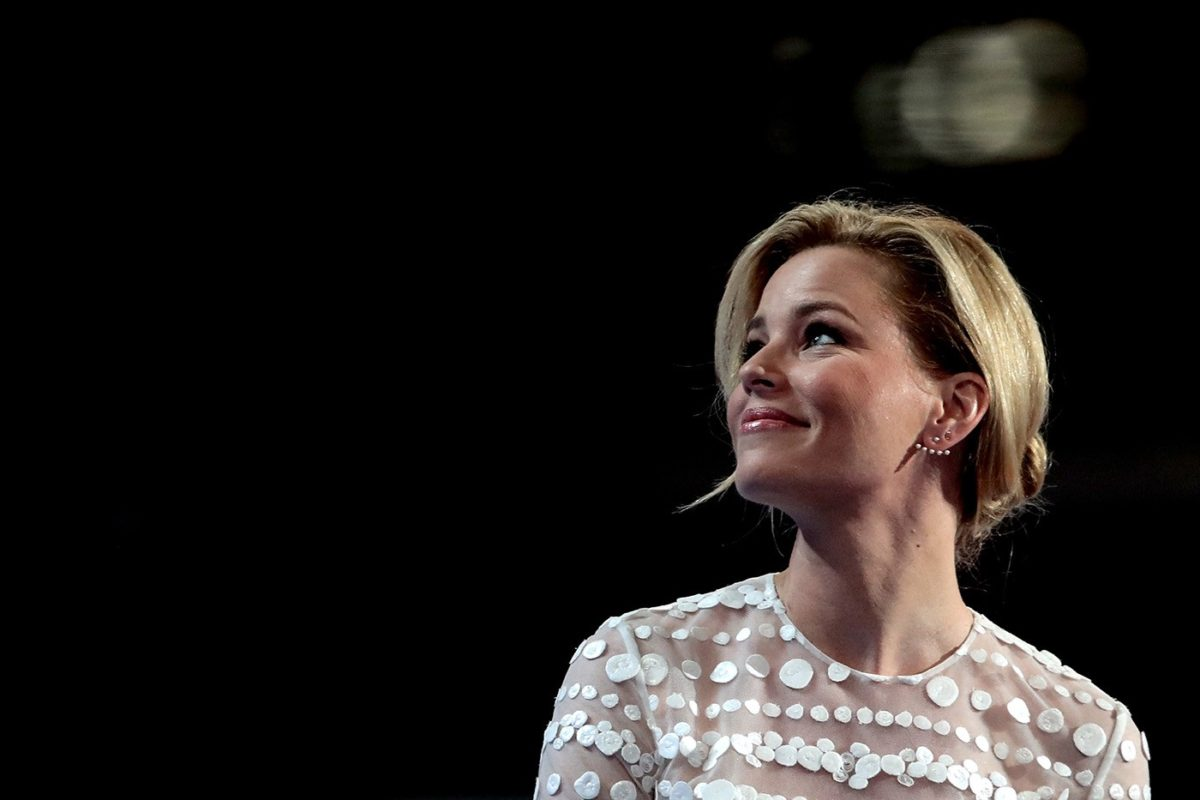 Is Elizabeth Banks Trying to Steal the Democratic Nomination?