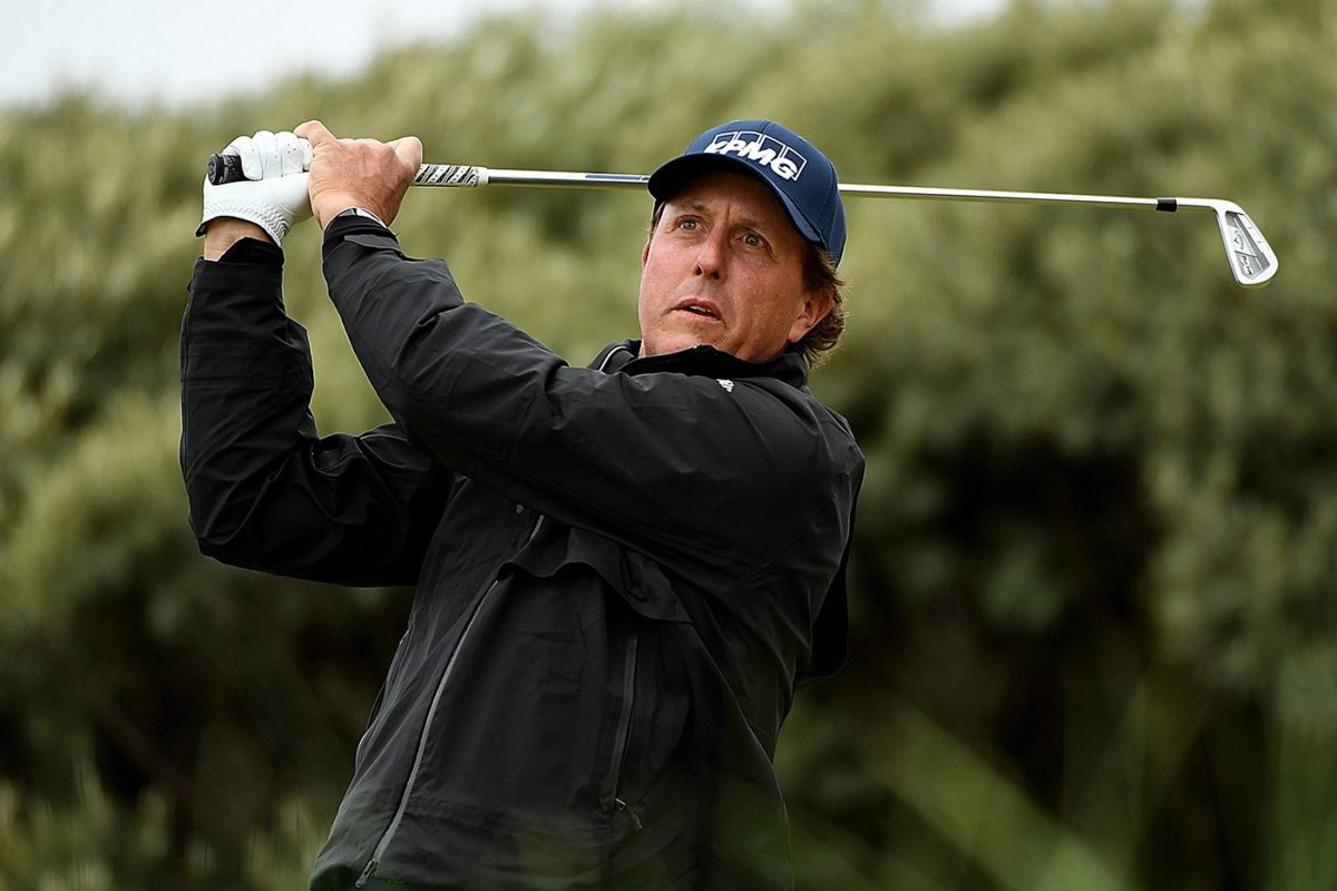 Does Phil Mickelson Have Enough in the Tank to Win the British Open?