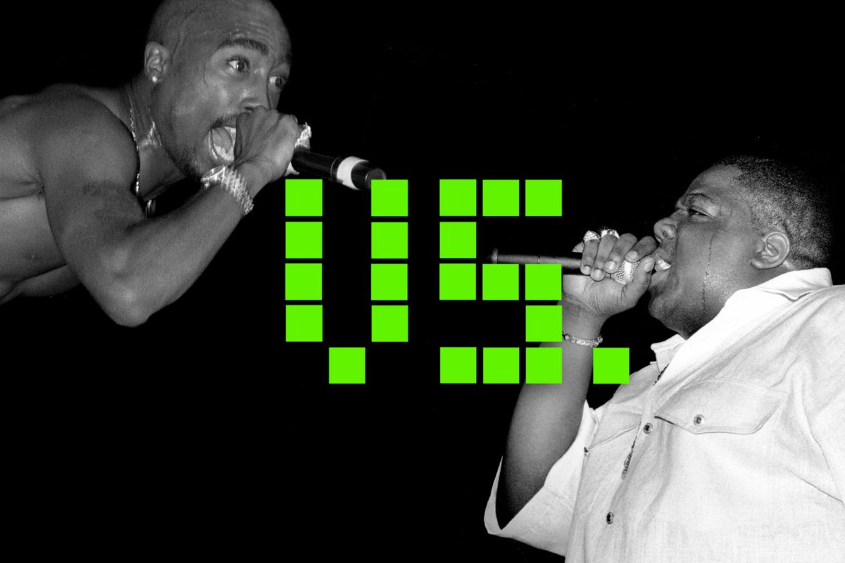 2Pac vs. The Notorious B.I.G.: Who Wins, According to Data?