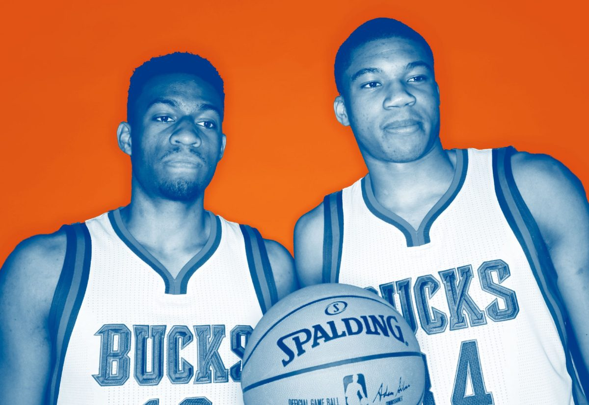 The Startup Chemistry of the Milwaukee Bucks