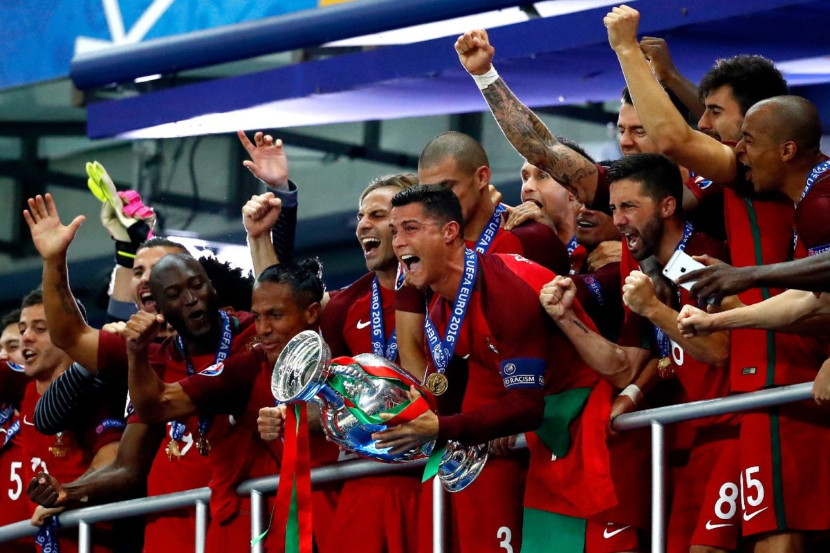 How Portugal Won the Euros With a Ronaldo Ghost Goal