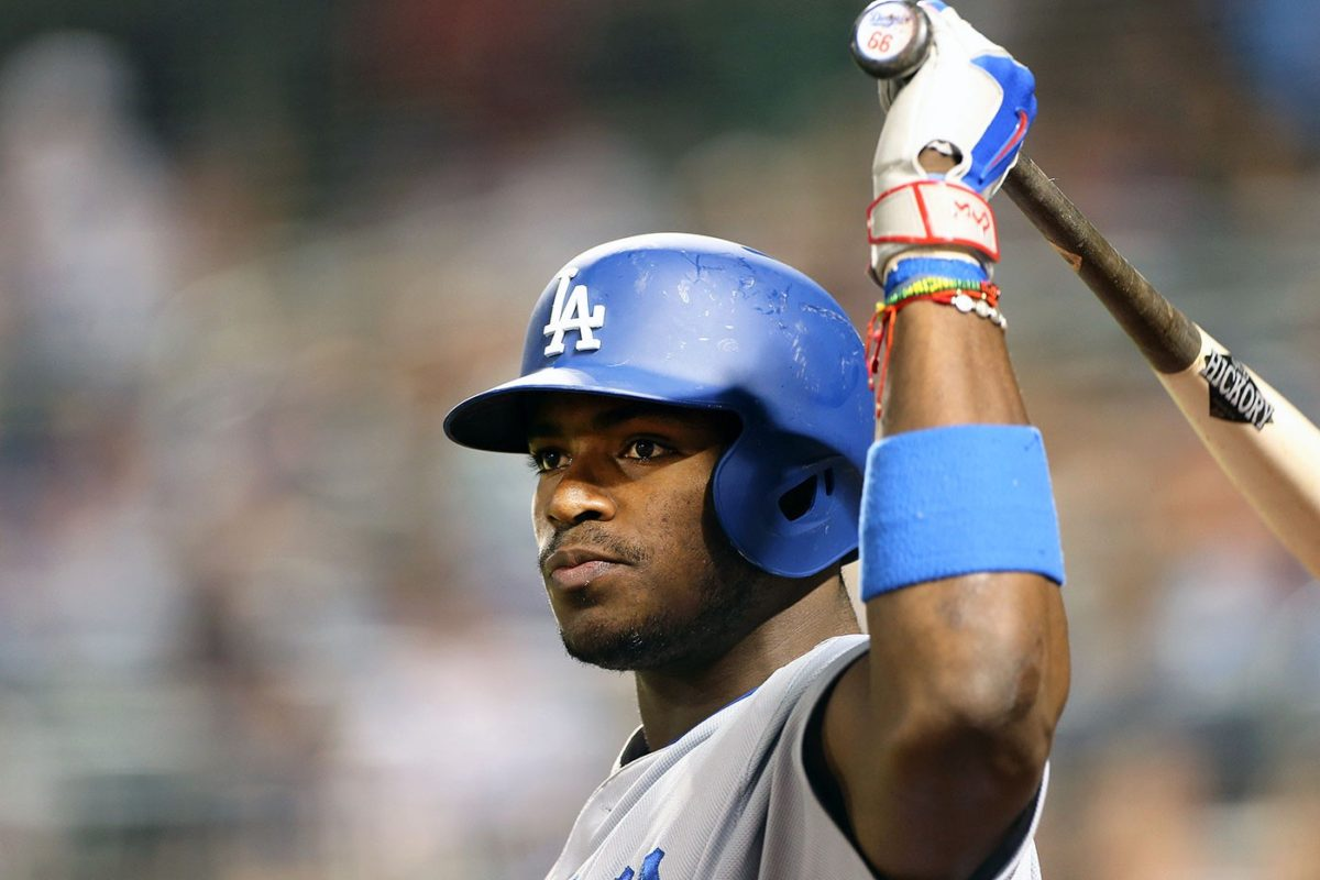 Could This Really Be the End of Yasiel Puig in L.A.?