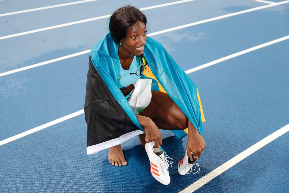 Shaunae Miller Is an Olympic Hero