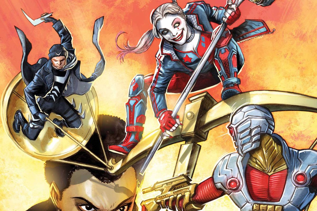 Making the Modern 'Suicide Squad'