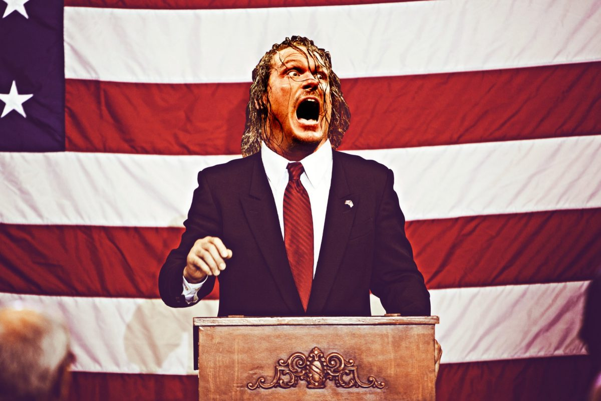 The Election That Really Is Like Professional Wrestling