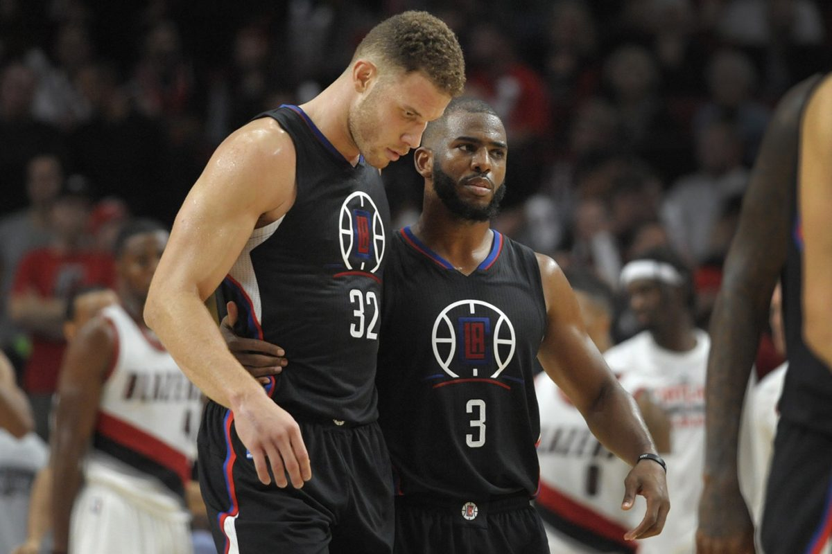There's Still No Suspense for the Clockwork Clippers