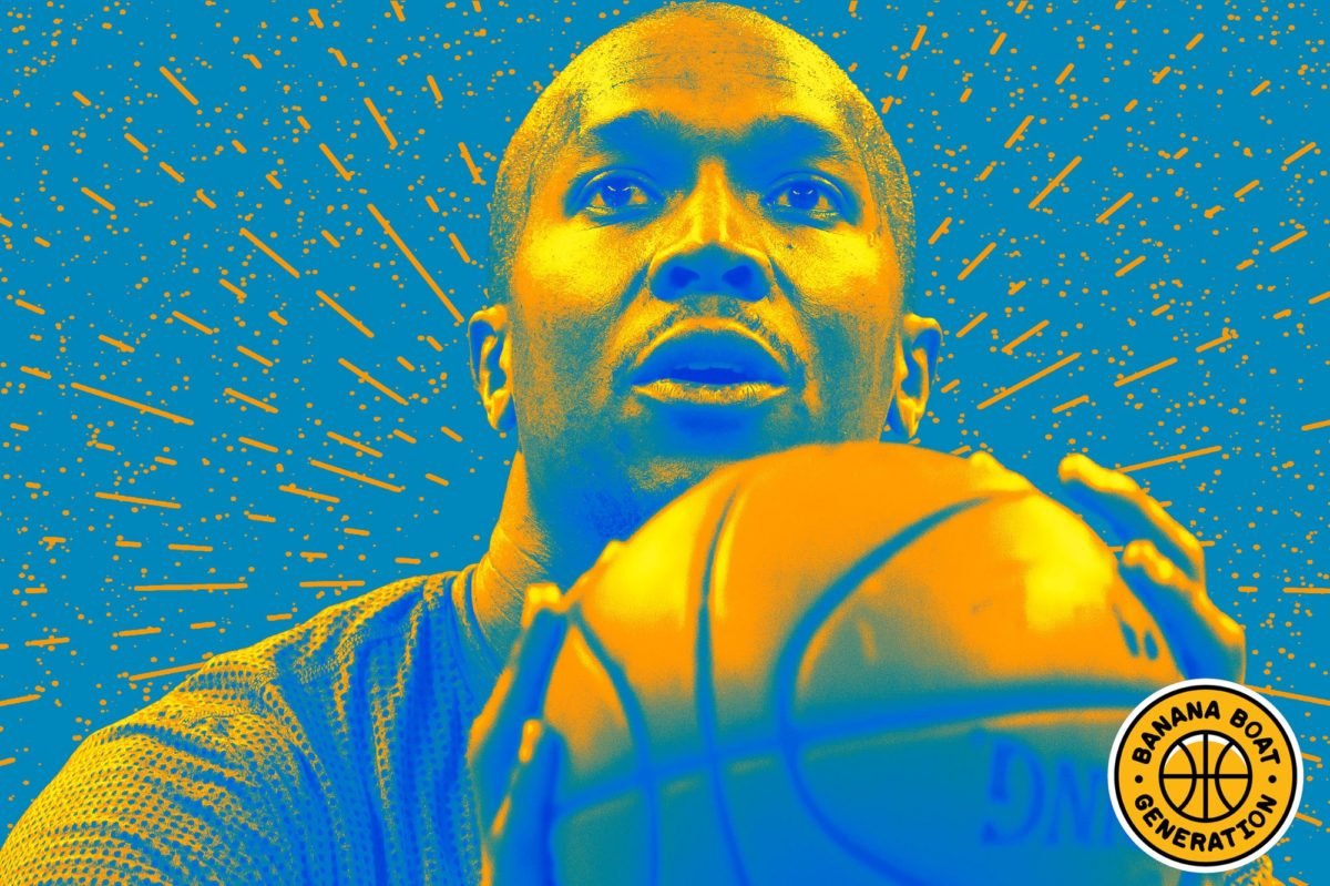 Don't Call David West a Ring Chaser
