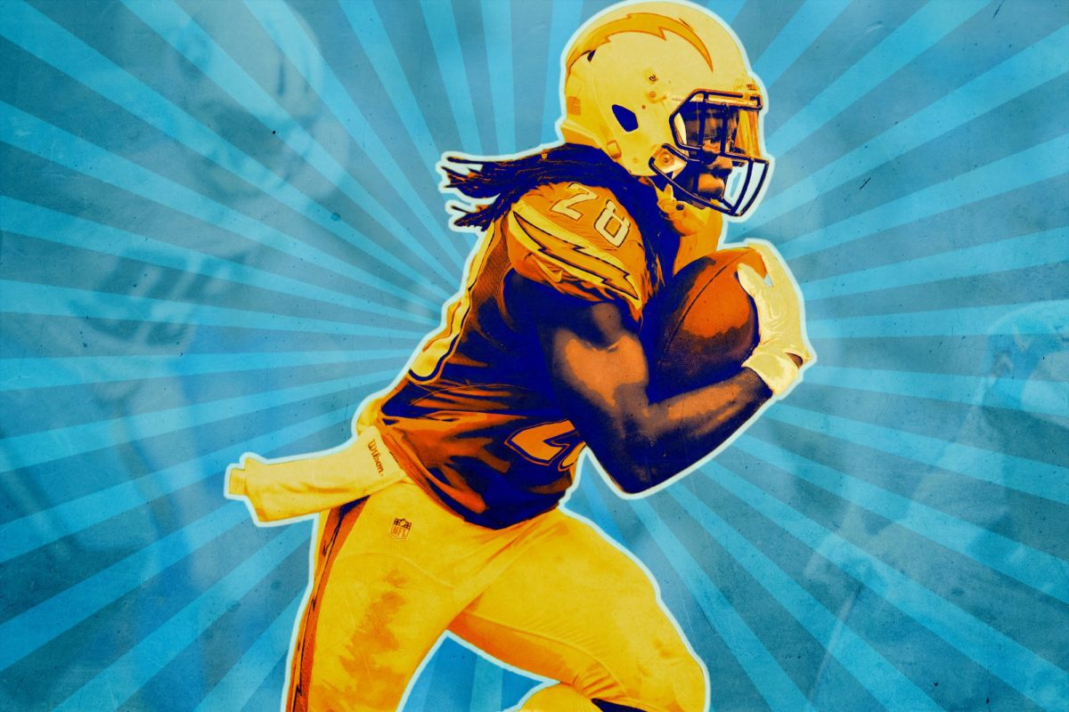 Melvin Gordon Is the Most Improved Player in the NFL
