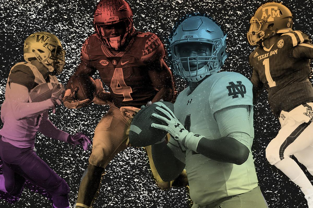 Eight College Players Who Can Save Your Football-Watching Fall
