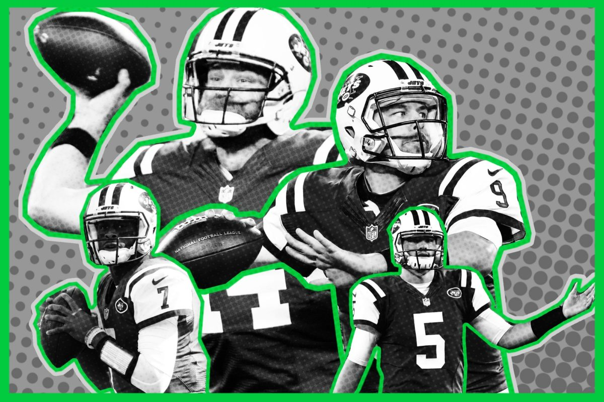 The Jets Have Too Many Quarterbacks—and No Good Ones